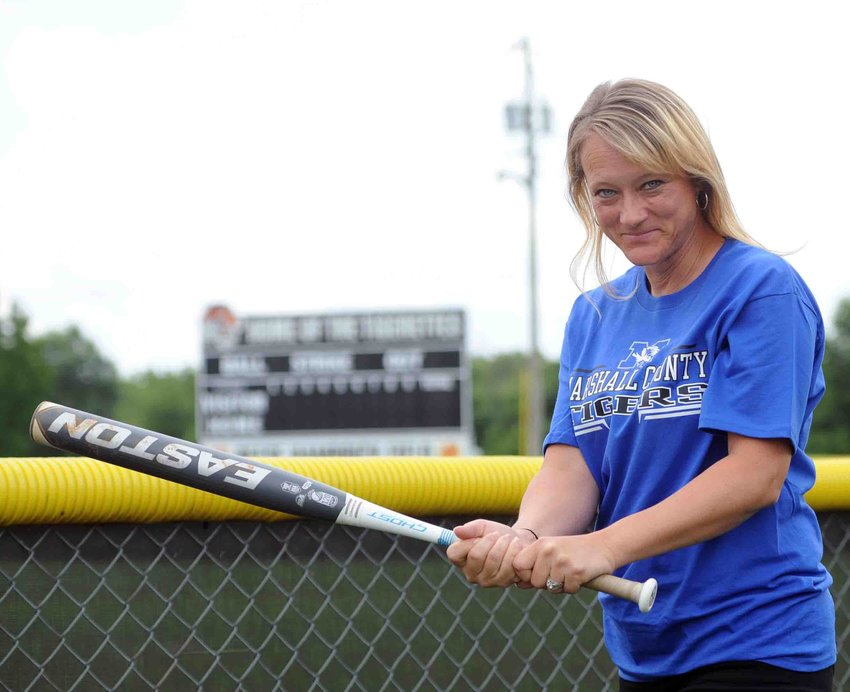 Amy Bonner has been named the head coach of the Marshall County Tigerettes.