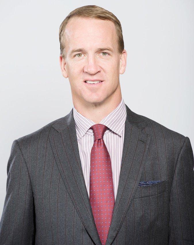 Denver Broncos quarterback Peyton Manning (18) October 10, 2015.  (Photo: © Eric Lars Bakke/ Denver Broncos)