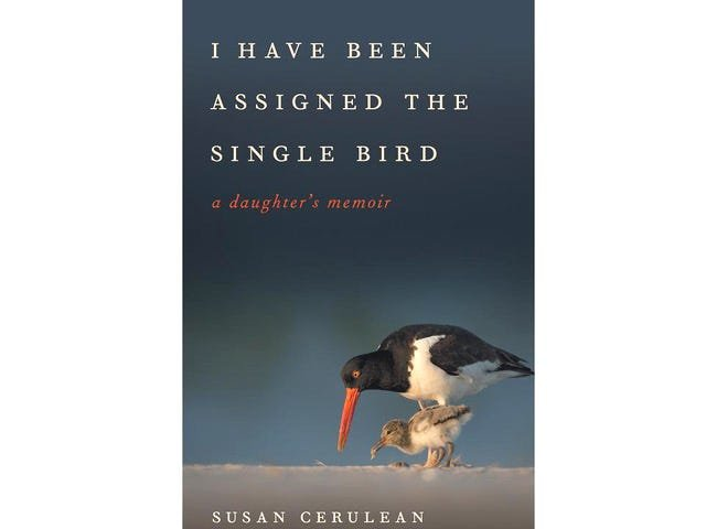 The cover of Susan Cerulean's new book