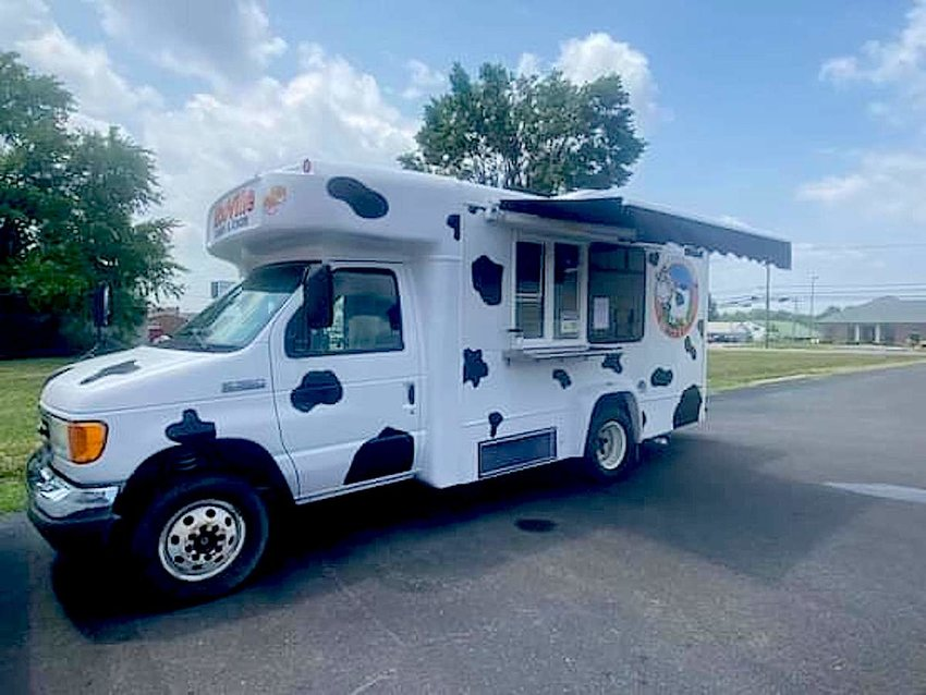 MooVille Cookies & Cream can be located at The Dinner Table restaurant on South Cannon Boulevard. See the Mooville Facebook page for more information and schedule.