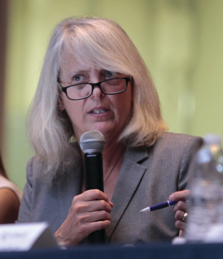 NEW LEADER: Janet Coit, new head of NOAA Fisheries.