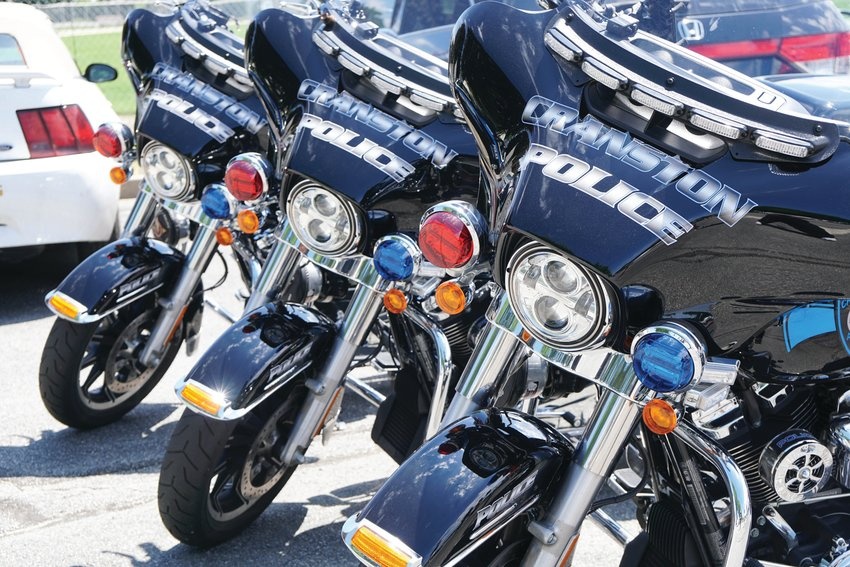JUSTIFIED POLICY? The leadership of Cranston Police has defended the traffic stop policy as an essential tool in promoting  roadway safety. (Herald photo)