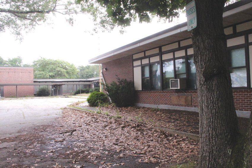 SILENT: John Wickes School is one of four vacant school buildings and properties Mayor Frank Picozzi is looking for the city to sell.