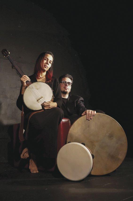 Rhiannon Giddens & Francesco Turrisi