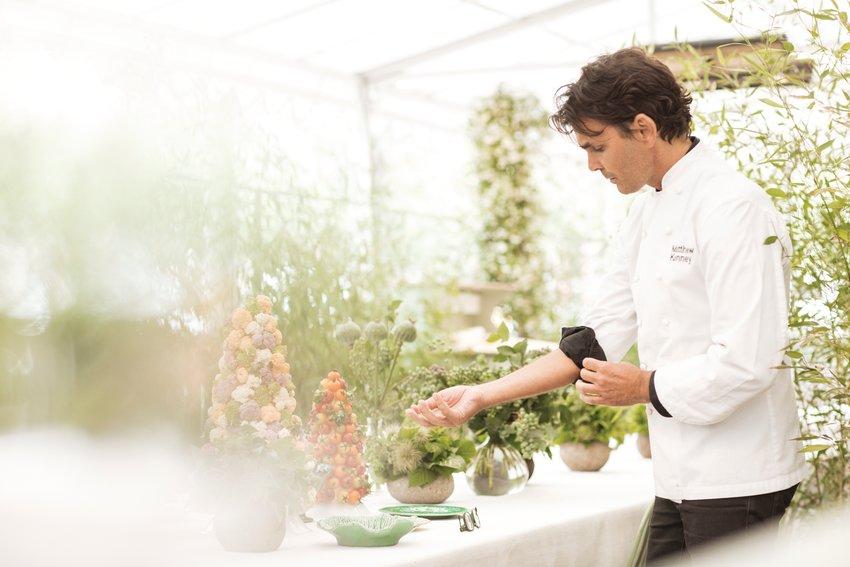 Chef Matthew Kenney