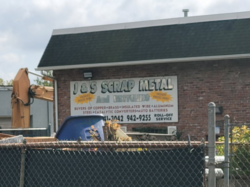 SUSPENSION ORDERED: A Johnston scrap yard may be out of business for 30 days. Town Council has ordered a one-month suspension of J&S Scrap Metal & Recycling's business license.