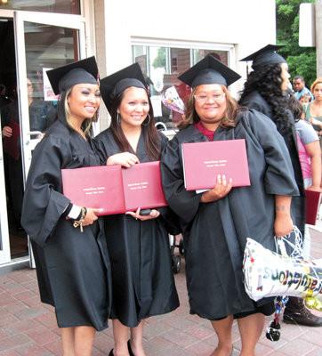 Sanford Brown Graduates First Class Cranston Herald