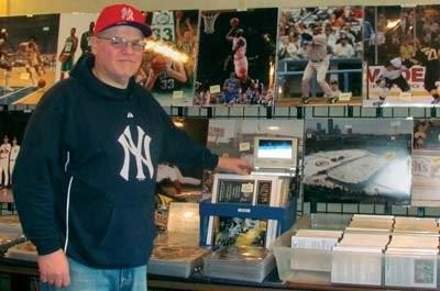 ... evening, Mancini will set up shop at the Kelley Gazzero VFW Post at