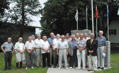 "Each year, members of the Graniteville WWII Veterans Foundation celebrate what they remember as ""Victory over Japan Day."" The surviving members, family members and friends will meet at the Graniteville Monument."