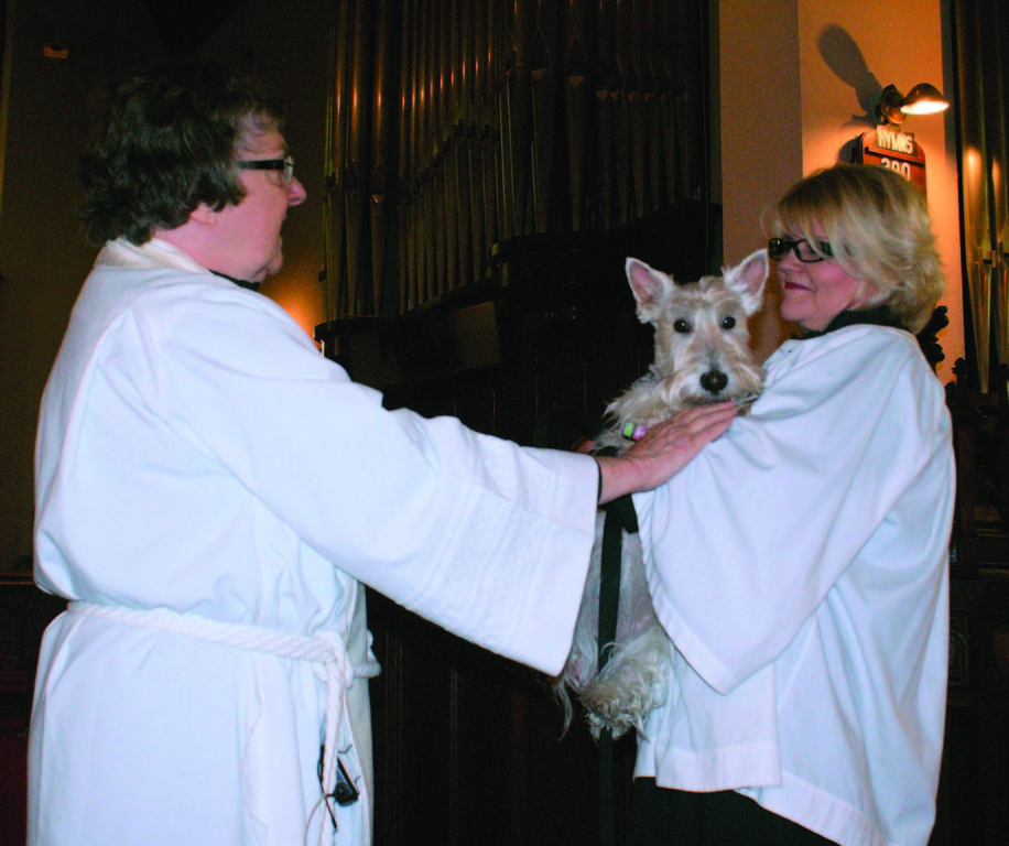 Blessing of the animals | Cranston Herald