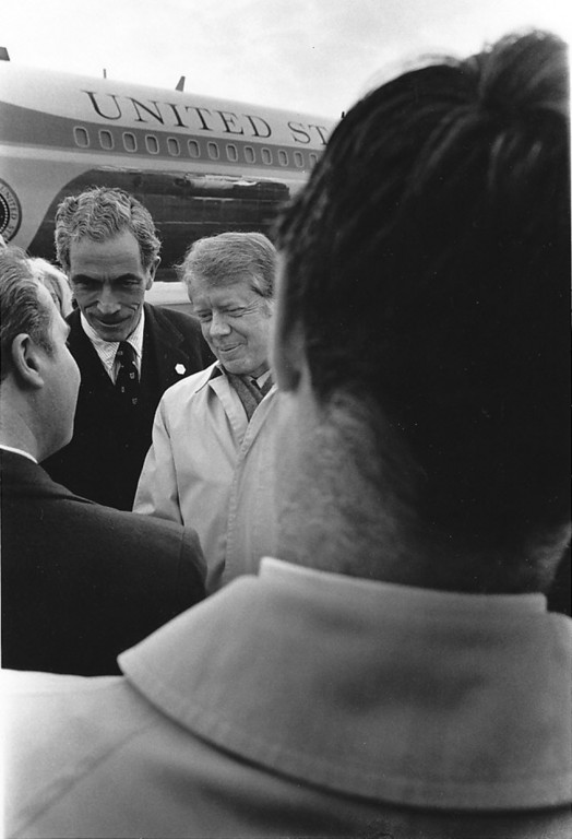 Jimmy Carter was another president with whom Pell shared a political affinity.