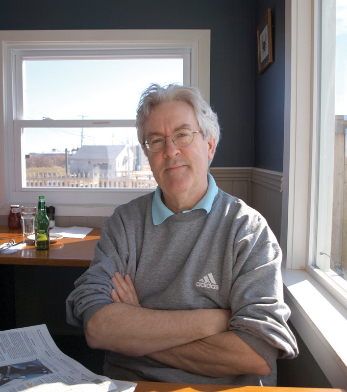 Author and reporter G. Wayne Miller will be at the Warwick Public Library at 7 p.m. tonight to talk about his recent book about Senator Claiborne Pell and other Rhode Island stories.