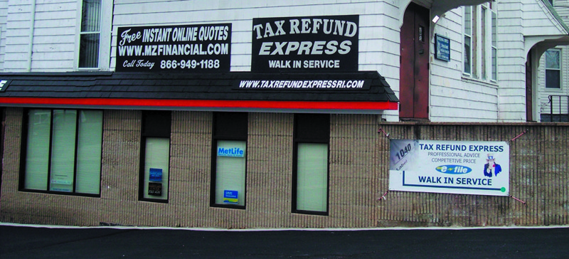 Visit Tax Refund Express today!