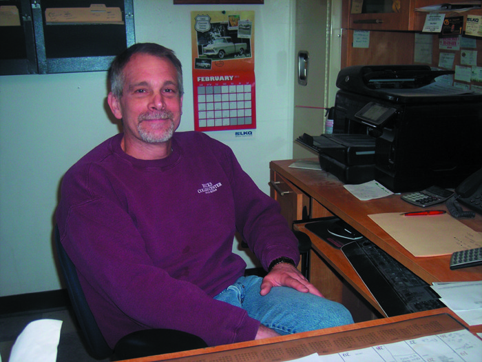Meet Anthony Broccoli, owner of Brock's Collision Center and Auto Repair in Apponaug.