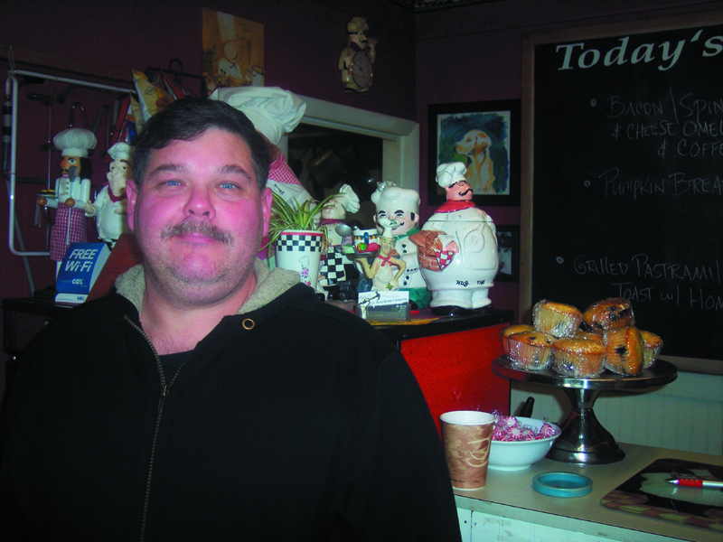 Meet Ken Noonan, Buttonwoods Fish & Chip's biggest fan, and Friday night's most loyal diner.