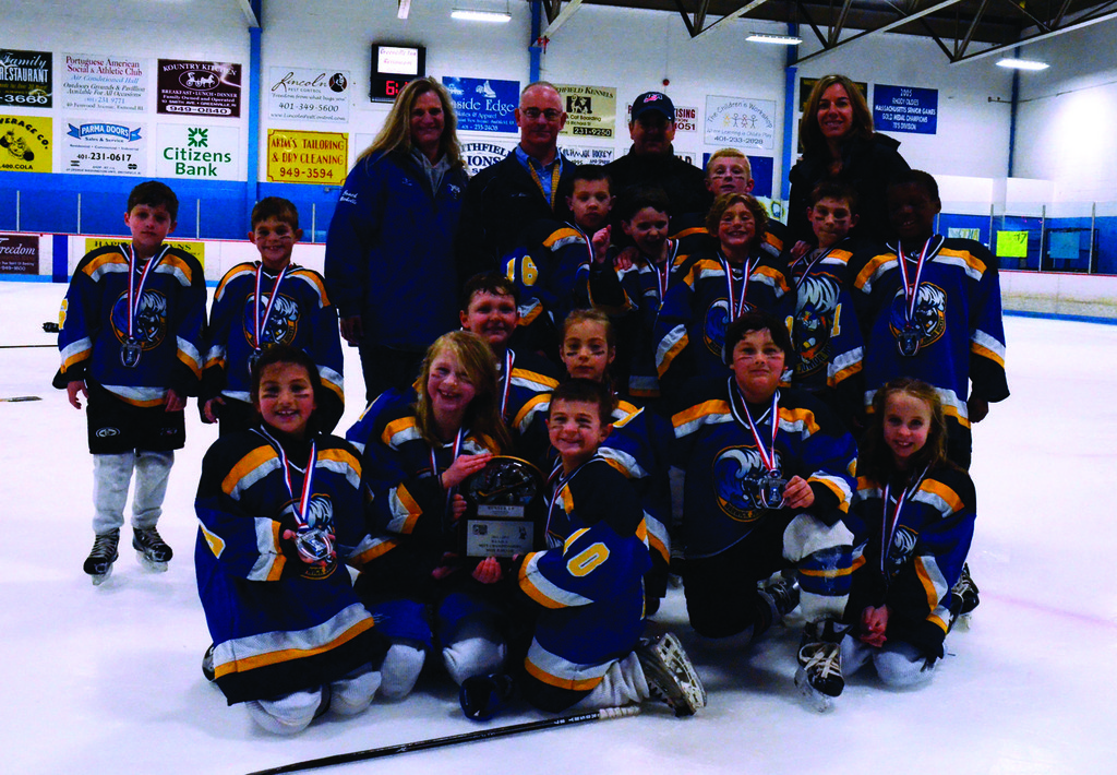 WJHA Mite B Silver - State Runner-up