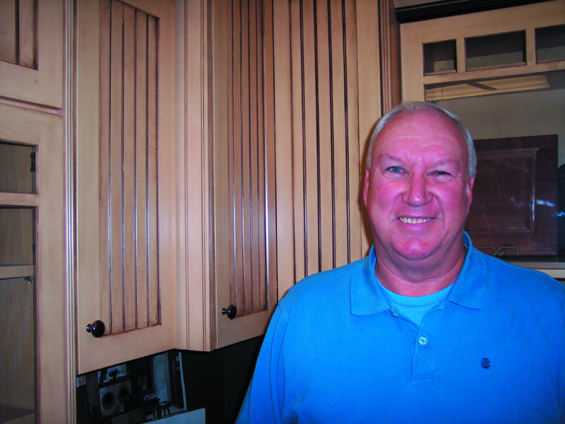 Meet John Foley, office manager of M & J Supply Co., Inc., servicing the Contractor Trade since 1976.