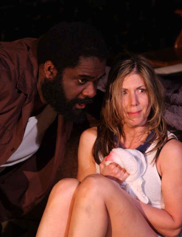 """Vacancy"" is performed at Elemental Theatre in downtown Providence."