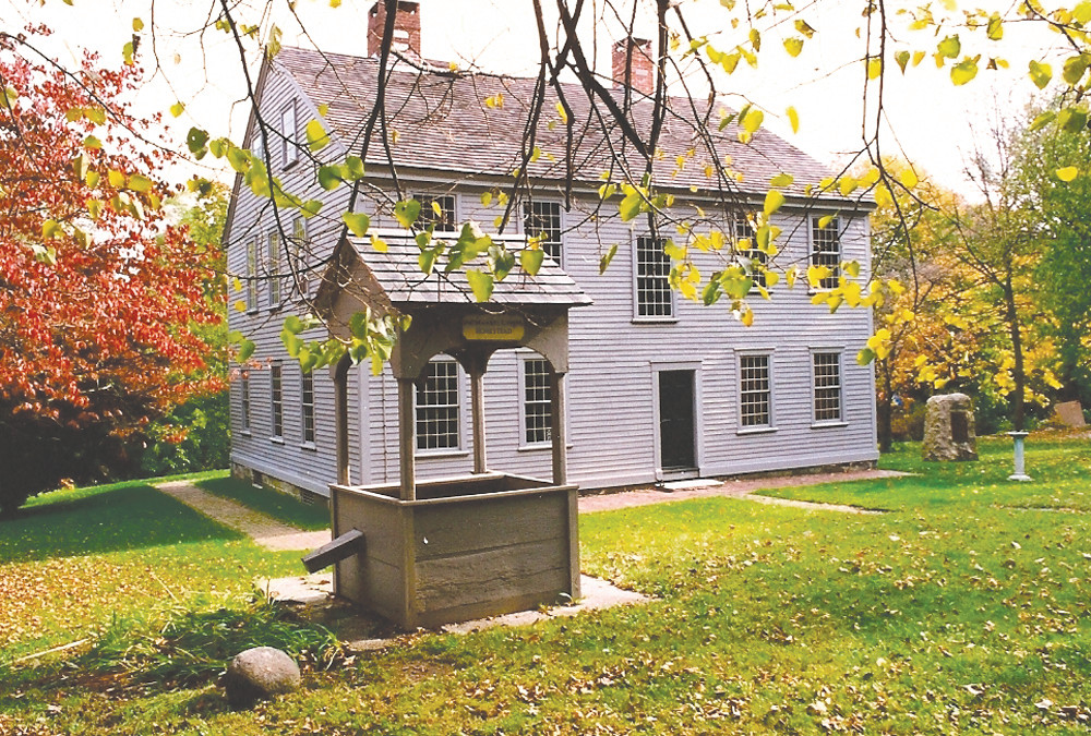 RHODE ISLAND NATIVE NATHANAEL GREENE is widely recognized as a hero of the American Revolution, but it was as late as 1921 that the Nathanael Greene Homestead Association was founded to ensure that his home became a protected landmark.