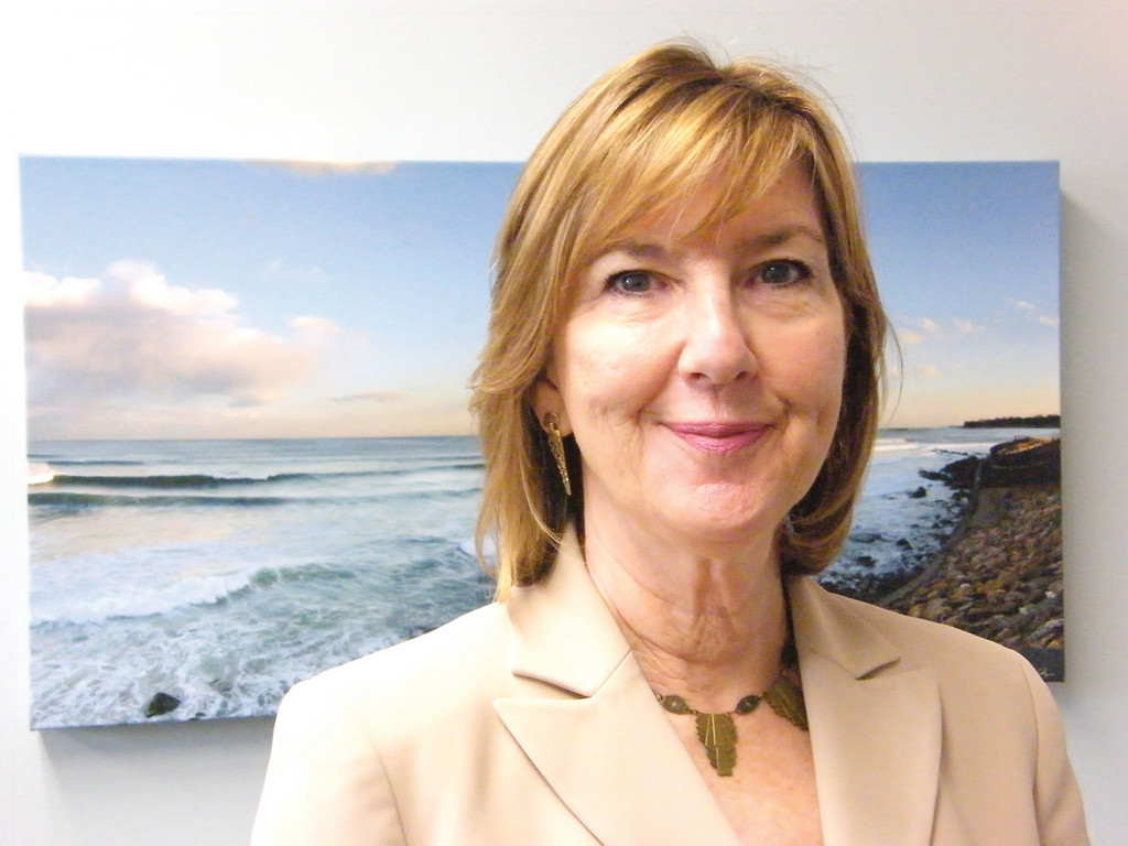 MOVING ON: Mary Madden, the Trudeau Center�s president and CEO for the past nine years, will step down tomorrow to pursue a master�s degree at RIC.