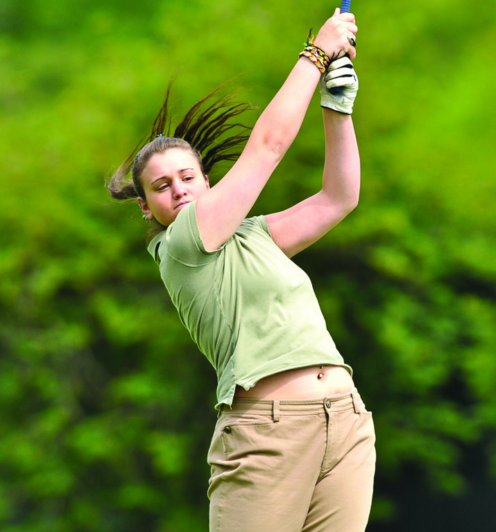 Toll Gate's Rachel Willett shot a 111.