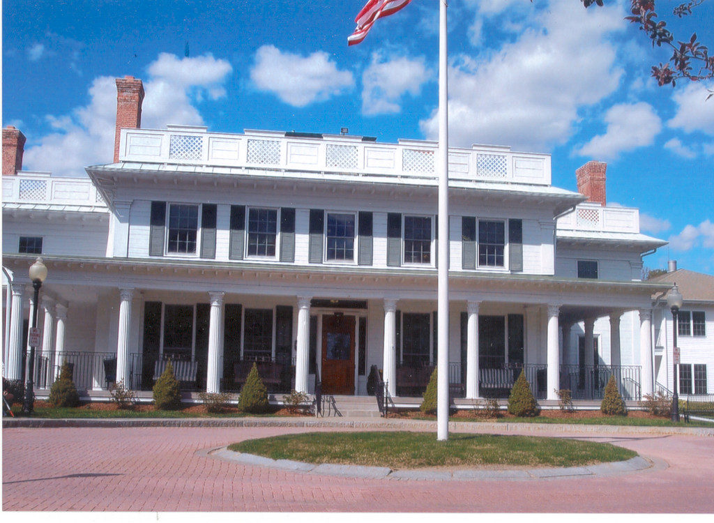 Over the centuries the beautiful mansion has retained its elegance and now has become a beautiful assisted living/senior community.