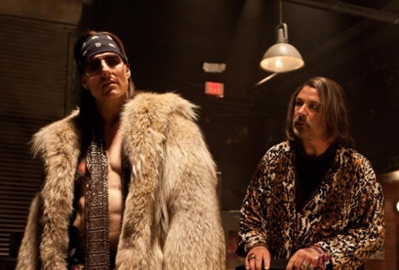"""Rock of Ages"" stars Tom Cruise and Alec Baldwin."