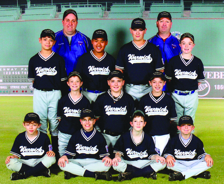 Pictured, front row: Brett Babcock, Kyle Viti, Hunter McMullen, Michael Murphy. Second row: Will Waggoner, Jarred Favino, Matthew Martinez. Third row: Ryan Clary, Steven Pham, Ryan Carlson, Nick Davenport. Back row:  manager Rich Viti, coach Scott Carlson. Not pictured: Dylan Palmiotti, coach Jesse Babcock.
