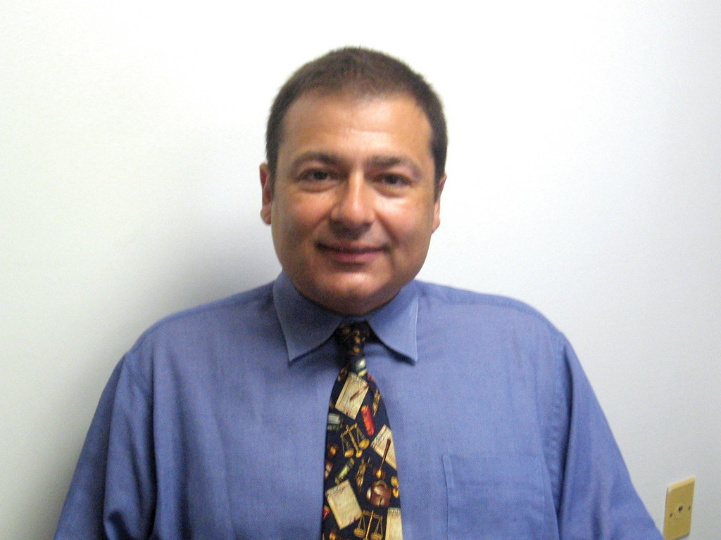 IN THE RACE: K. Joseph Shekarchi, a local attorney, has declared to run for State Representative of District 23.
