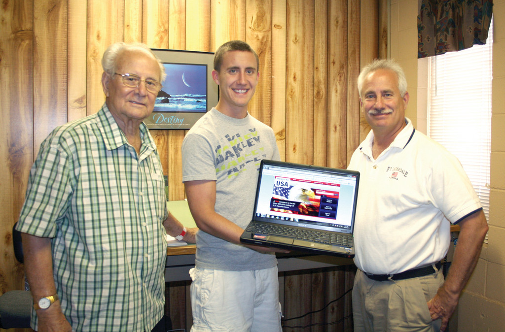 FAMILY BUSINESS: Joseph Francis Zarrella, Joseph Gary Zarrella and Joseph Vincent Zarrella have created a website, WhereToBuyUSA.com, that allows consumers to search through 434,000 business listings of companies that create and manufacture products in the United States.