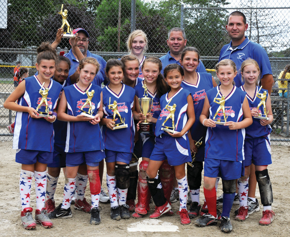 APPONAUG 10U RUNNERS-UP