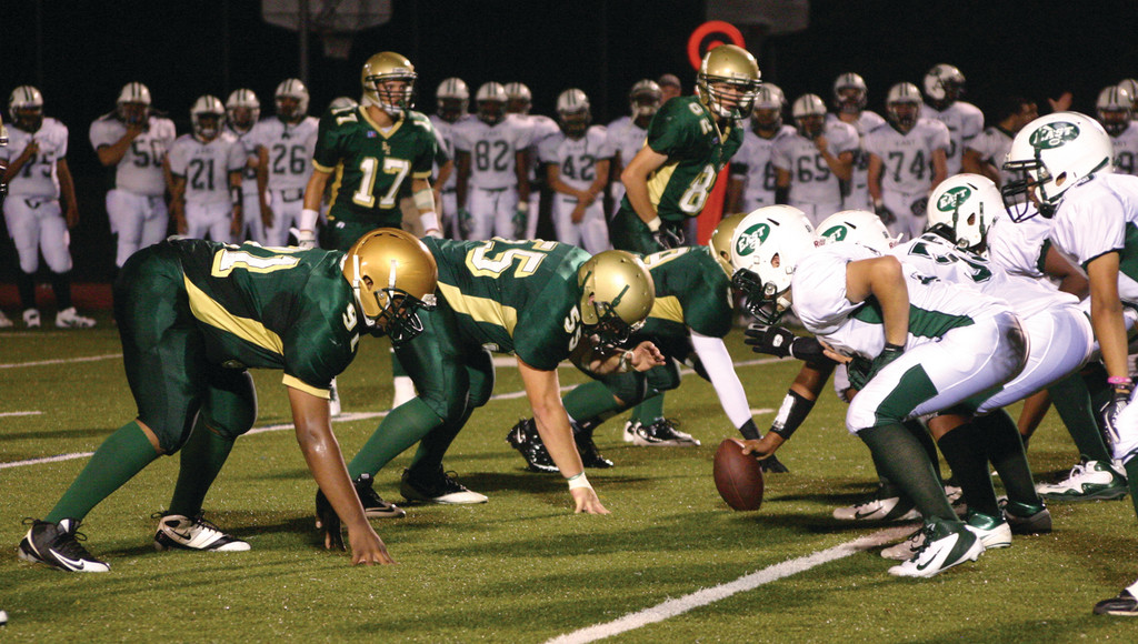 GAME TIME: Hendricken and Cranston East, pictured last season, will face each other this Friday in a match-up of Division I unbeatens.