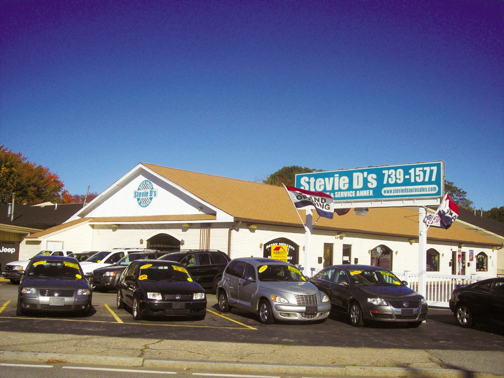 Come check out the inventory at Stevie D's new location and tour their showroom when the chilly days of fall blow in.