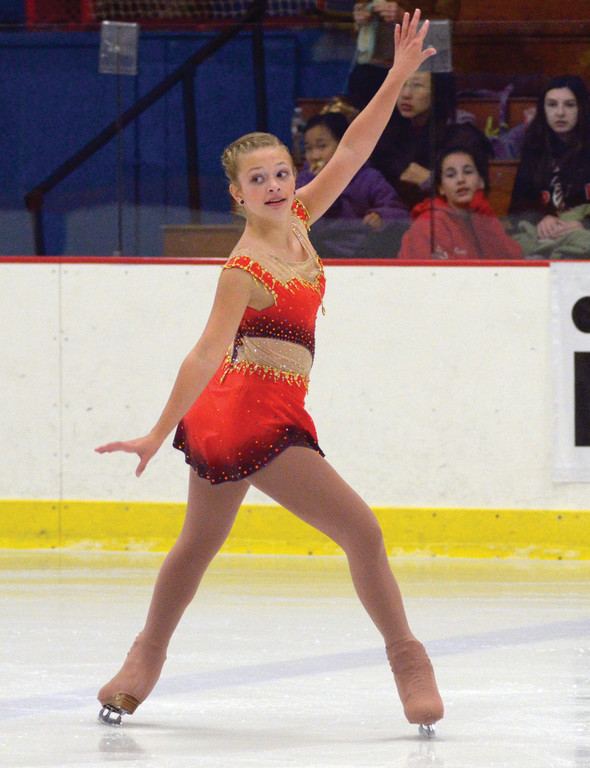 TAYLOR SPINARD - Warwick Figure Skaters