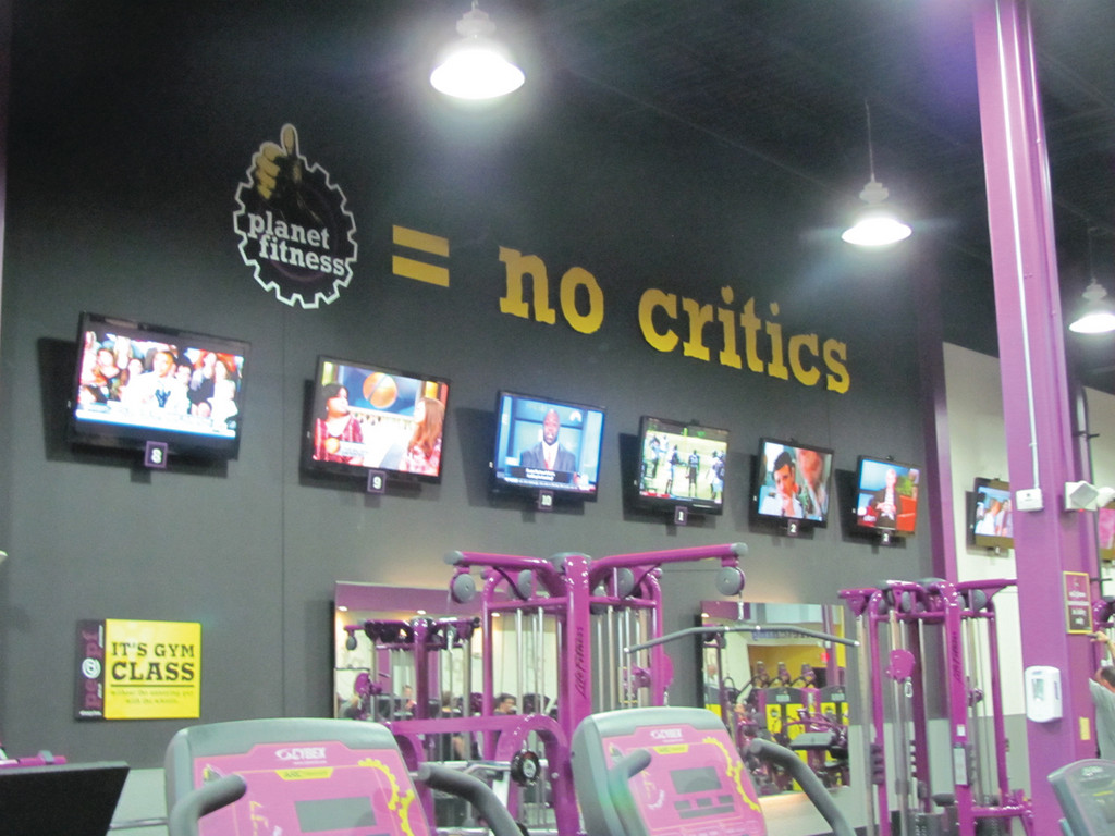 Planet Fitness Newest Addition To Town Johnston Sun Rise