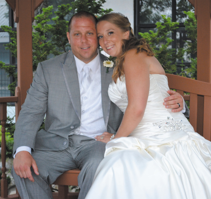 MR. & MRS. WILLIAM CHMURZYNSKI