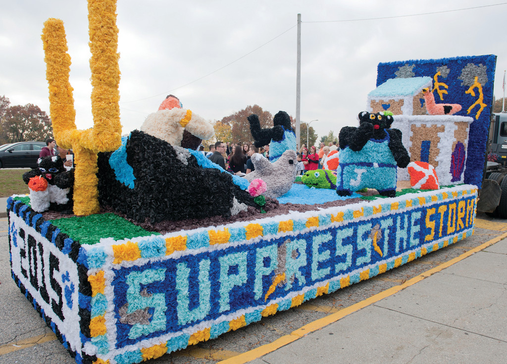 Homecoming celebrations bring out Panther pride | Johnston ...