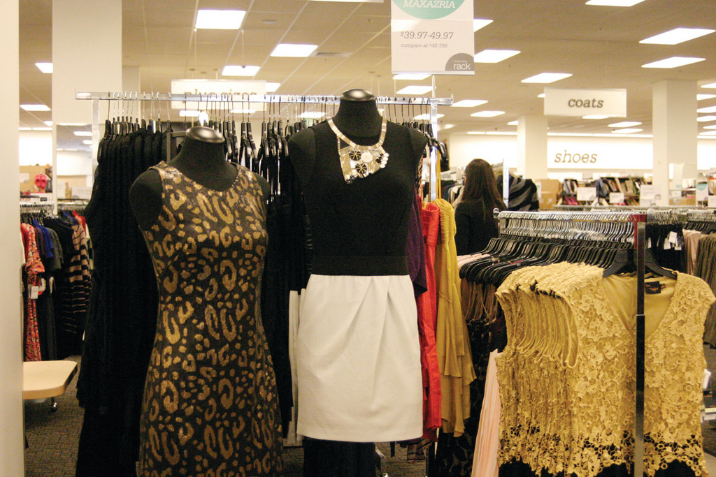 APPAREL FOR WOMEN: From dresses, suits, blazers, slacks and blouses, Nordstrom Rack has it all for women. Athletic wear is also available.