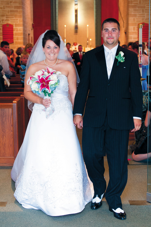 MR. & MRS. STEVEN A. CAHOON JR.