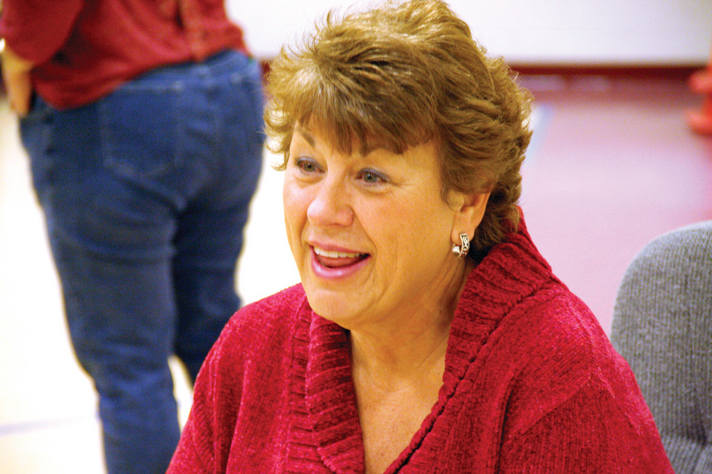 Park School secretary, Christine Heffernan, will retire this year. She has worked for 28 years in Warwick Public Schools, the last 18 at Park School.