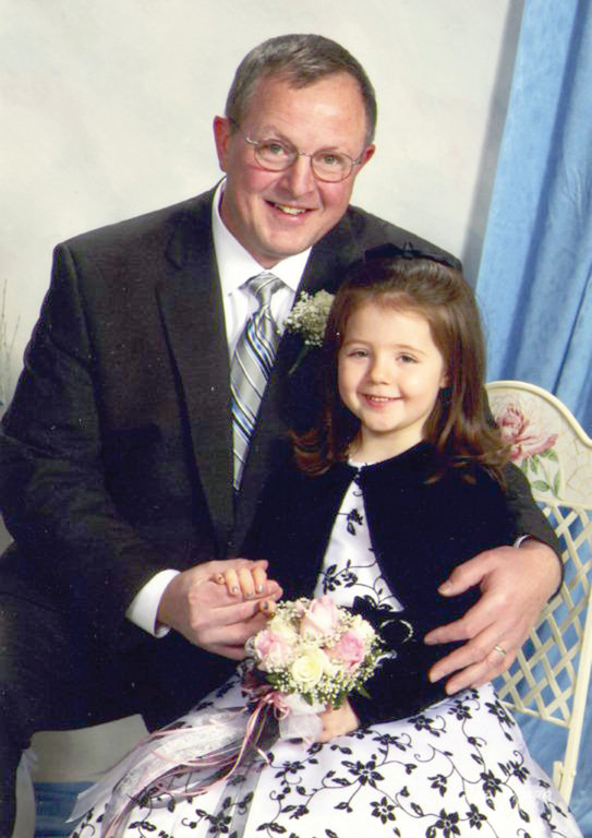 HITTING THE DANCE FLOOR: Cranston resident Randy Paulhus is coordinating an independent Father-Daughter Dance and Sweetheart Ball for the Woodridge Elementary School community. The decision came after Paulhus' young daughter expressed disappointment that gender-specific events would not be allowed in Cranston.