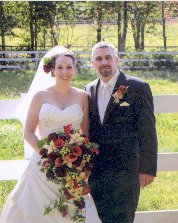 MR. & MRS. TIMOTHY P. HALL
