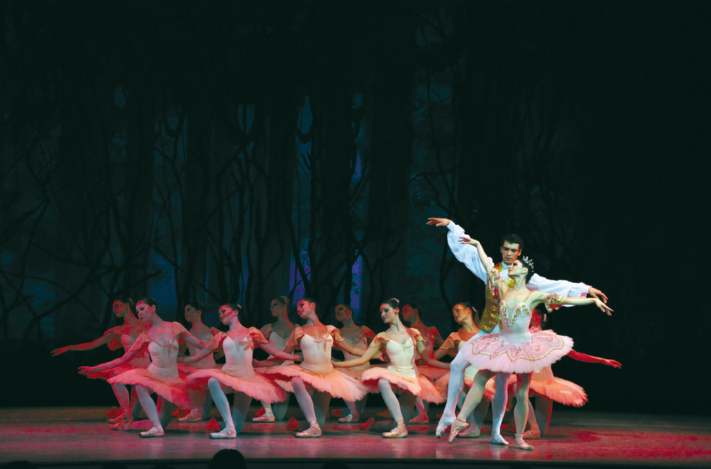 "The Russian National Ballet Theatre will perform ""The Sleeping Beauty"" at Park Theatre."