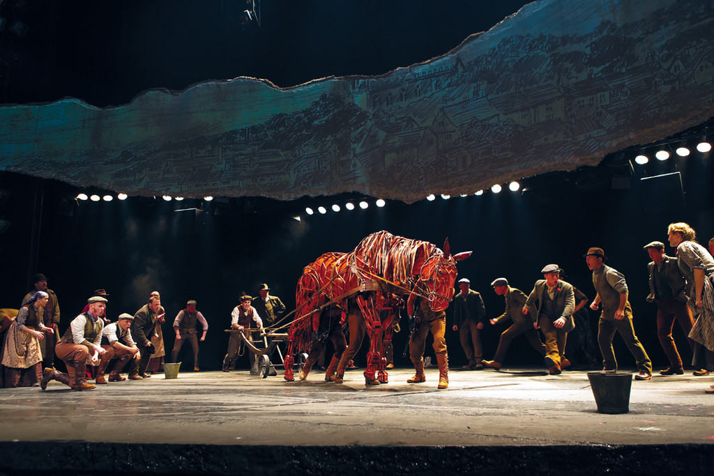 """War Horse"" will be performed at PPAC June 5-9."