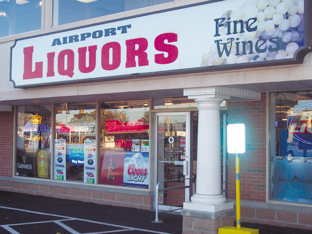 Come to Airport Liquors, a familiar sight on Airport Road, for all your celebrations this summer.
