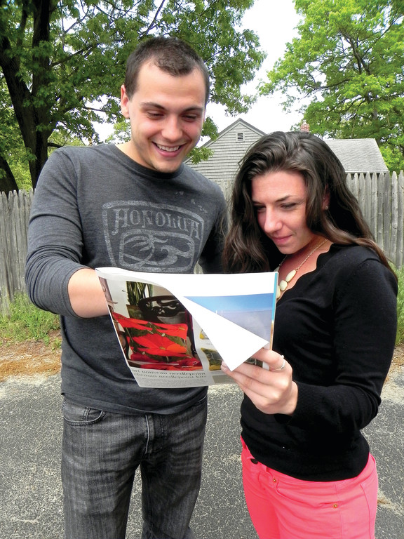 GOOD PRESS: Johnston actor Ryan Boudreau and his manager Julia Wean have been encouraged by the success of the concert-stage show anout the Rascals, the rock and roll band that helped define the 1960's in America.
