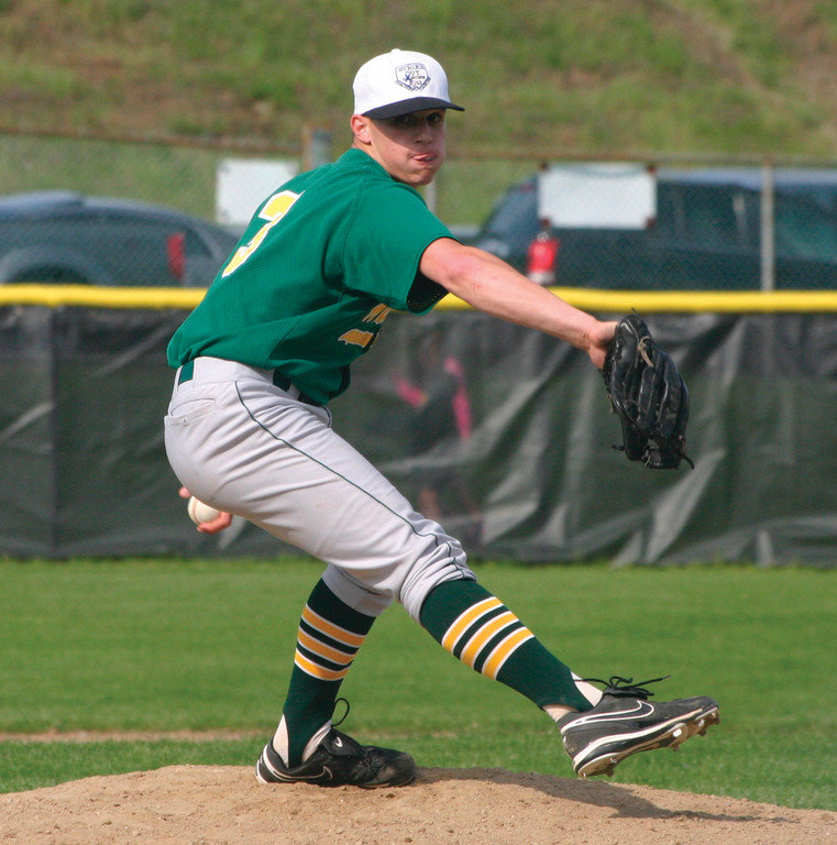 NEXT STEP: Hendricken's Tom Pannone was selected in last week�s Major League Draft, joining a growing list of recent Hendricken draftees. Pannone was picked by the Indians.