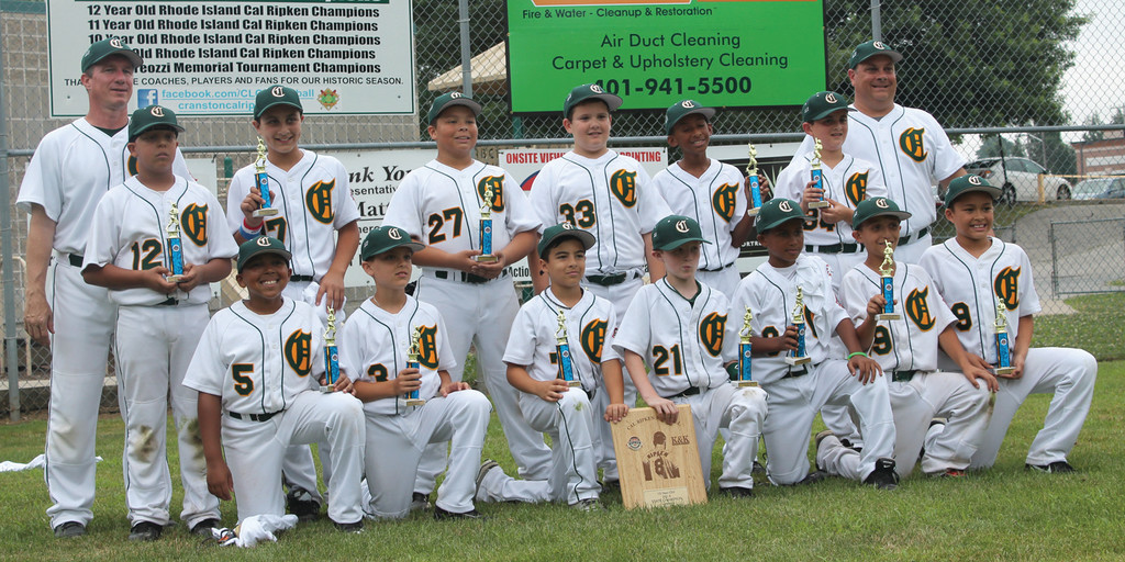 Clcf 10 S Win Twice In A Row Capture State Championship Cranston Herald