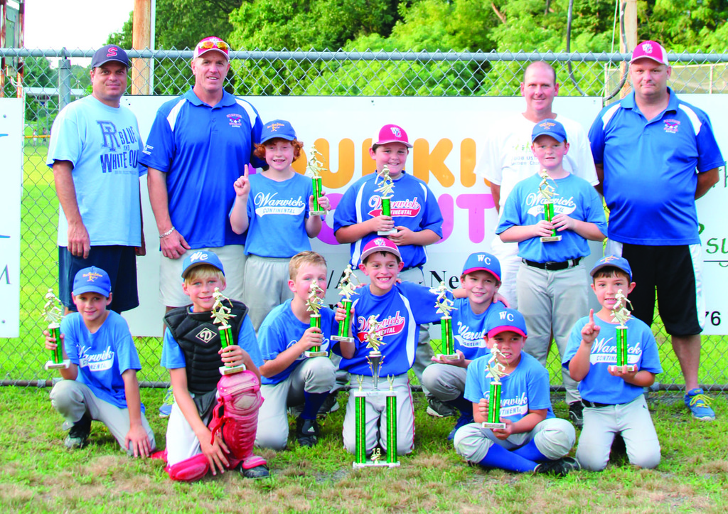 West Shore Collision captured the minors crown.