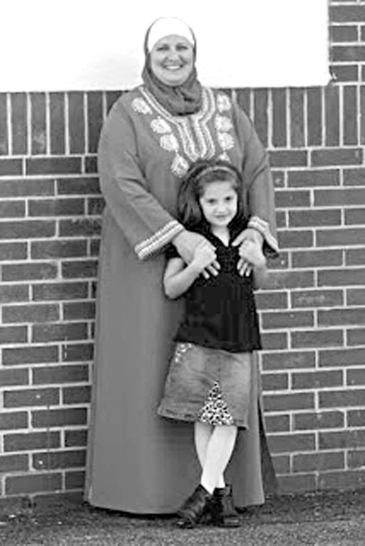 AWARD RECIPIENT: Kathleen Taylor, along with other advocates, will receive an award for her work in building her local religious community. This photo of Taylor and her daughter Sakeena Khan was taken in 2009 when she was honored by the Young Women's Christian Association.